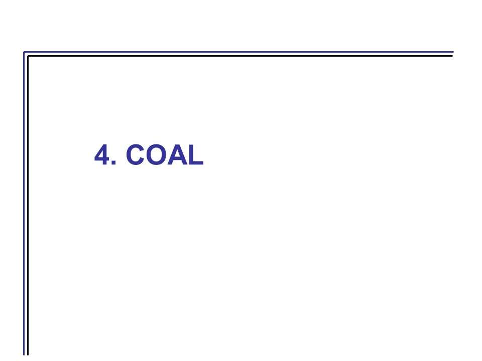4. COAL