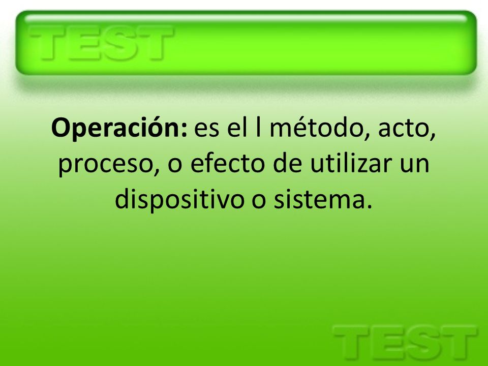 Uniendo las definiciones. Curvas de operación: son la representación grafica de un proceso.