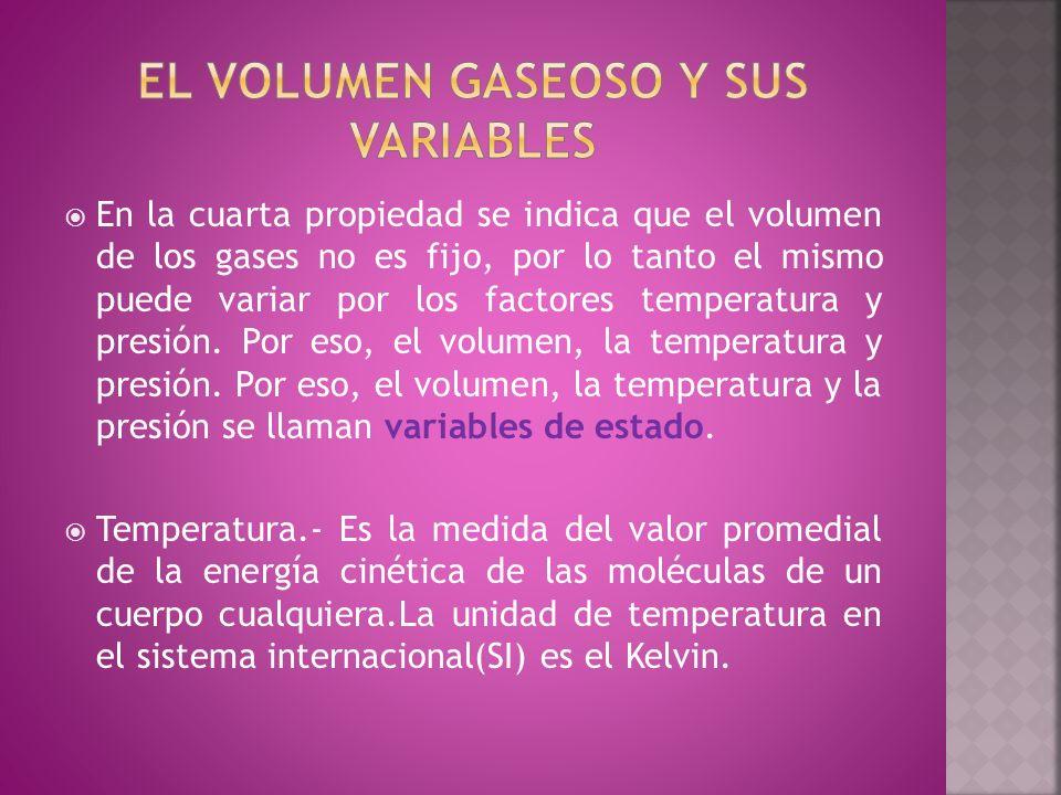 Escala absoluta o Kelvin.- Es una escala de temperaturas cuyos grados o divisiones tienen el mismo valor de un grado o división Celcius (centesimal o centígrada), pero cuyo origen está situado a -273º C bajo cero.