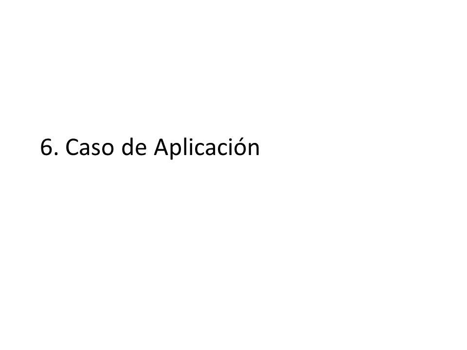 6. Caso de Aplicación