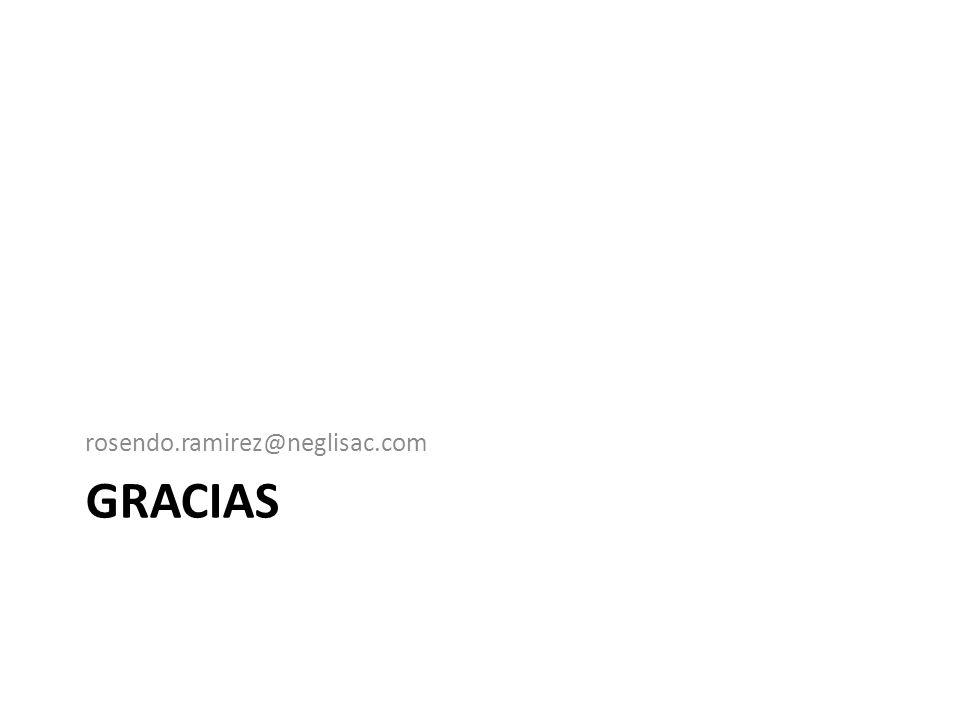 GRACIAS rosendo.ramirez@neglisac.com