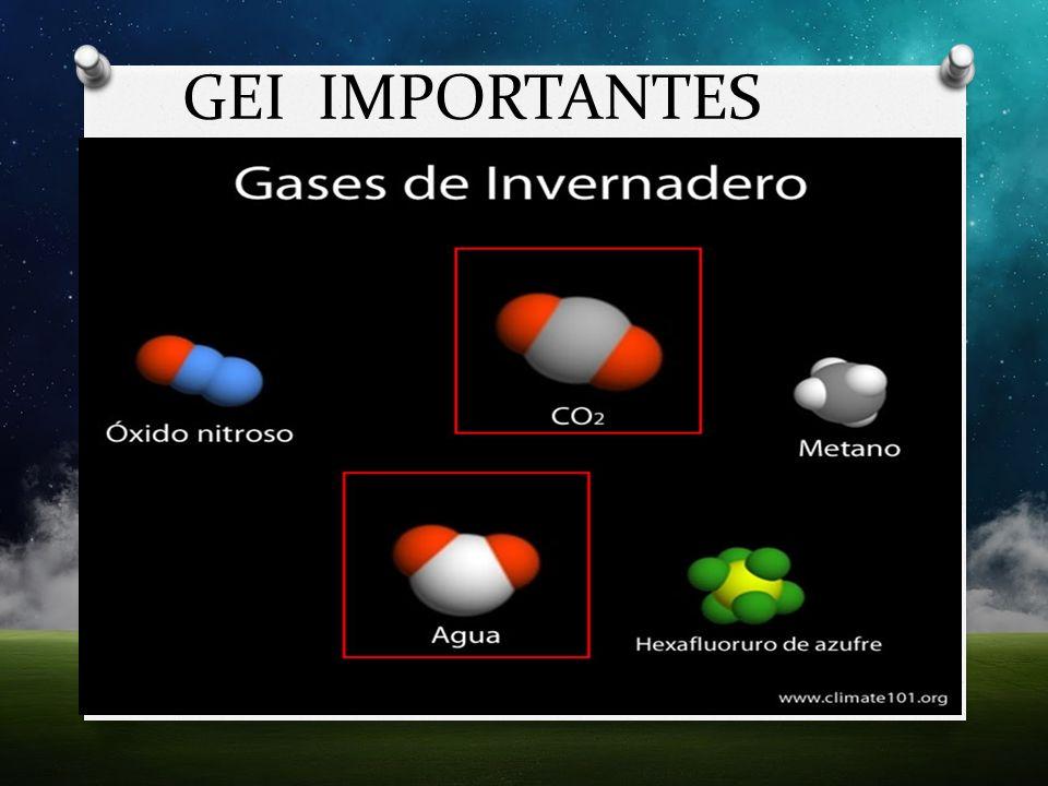 GEI IMPORTANTES