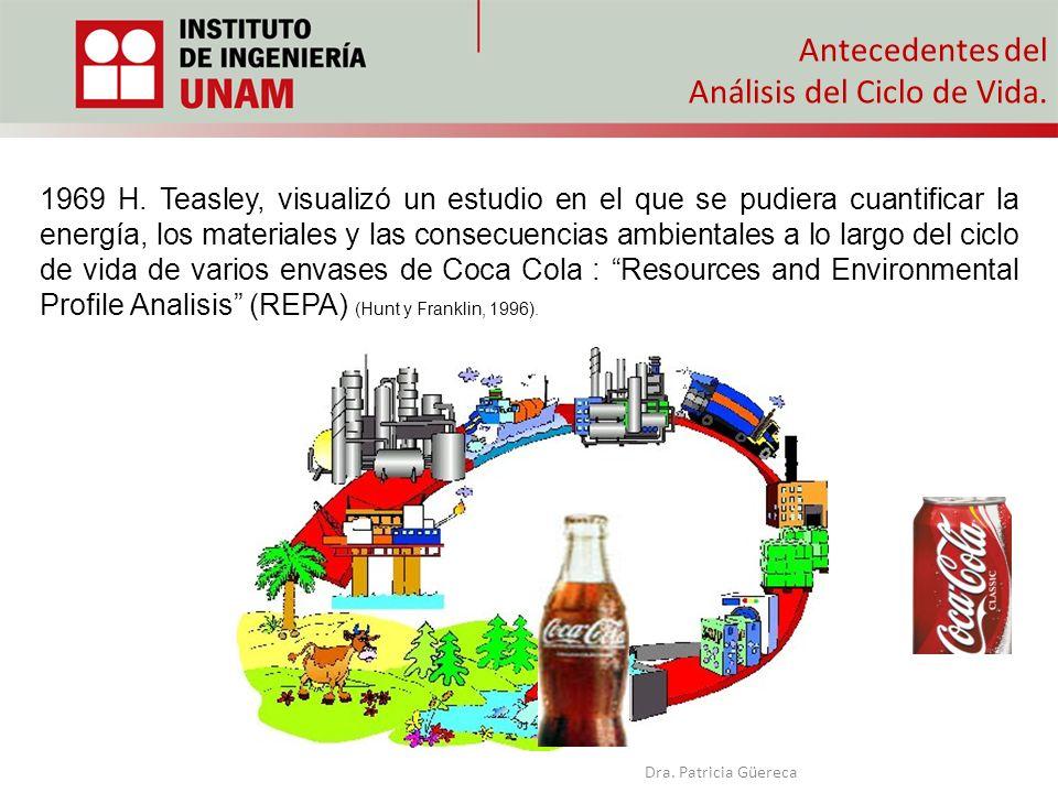 El Análisis del Ciclo de Vida es una herramienta metodológica que permite evaluar los potenciales impactos ambientales asociados a un producto o servicio, desde la extracción de las materias primas hasta su disposición final, tomando en cuenta todos los medios involucrados.