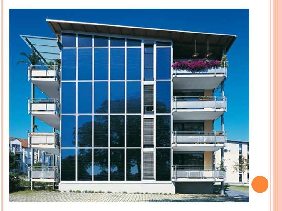 Una construcción térmicamente controlada, contribuye a la durabilidad del sistema estructural, a la sensación de cobijo y a la economía anual de consumo de energía.