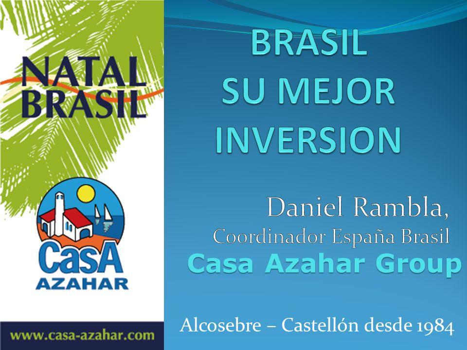 Alcosebre – Castellón desde 1984 Casa Azahar Group