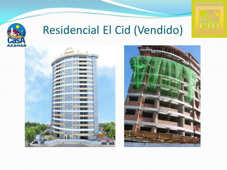 Residencial El Cid (Vendido)