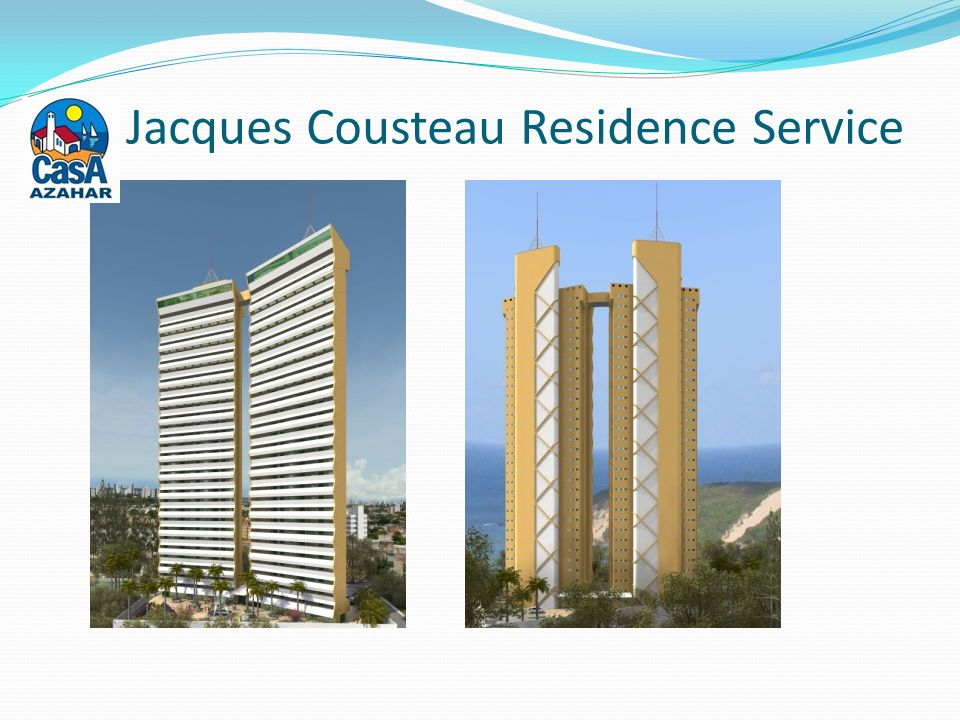 Jacques Cousteau Residence Service
