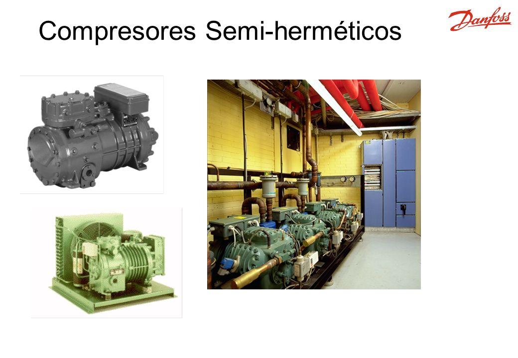 NRV, OUB Válvulas de retención NRV en la línea de líquido, gas de aspiración y gas caliente para prevenir migraciones de refrigerante y daños en los componentes del sistema.