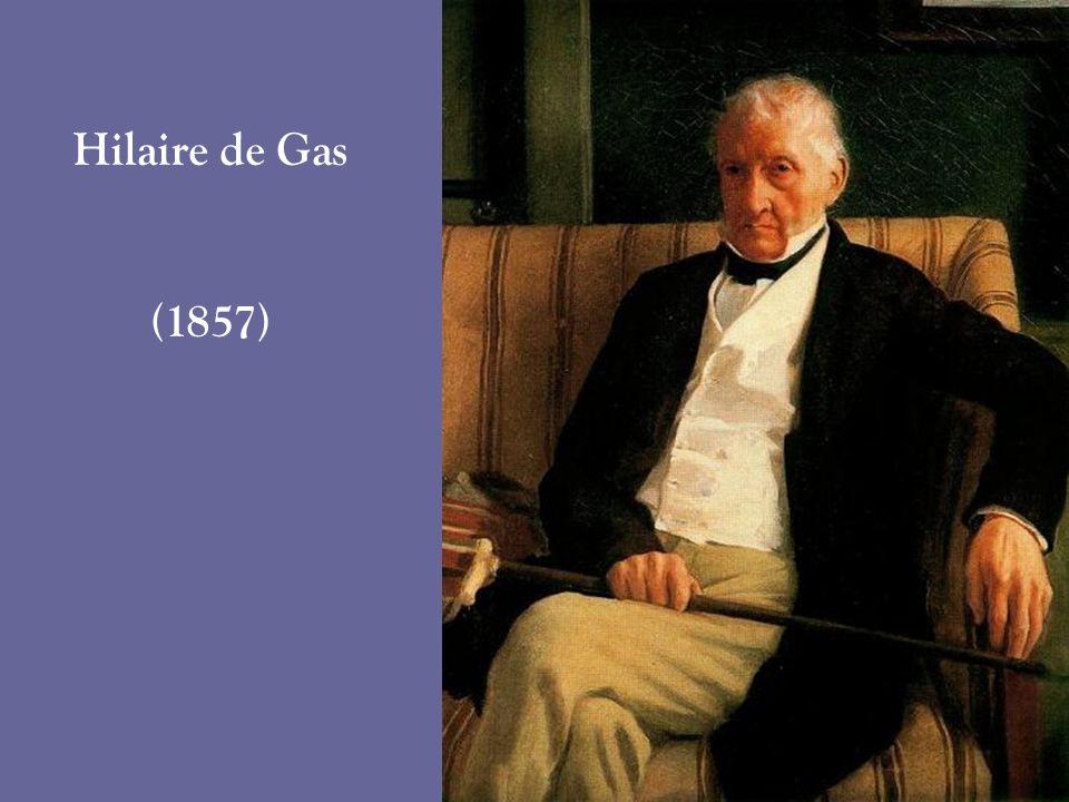 Hilaire Germain Edgar de Gas, más conocido como Edgard Degas (París, 19 de julio de 1834 - 27 de septiembre de 1917), maestro de origen francés se des