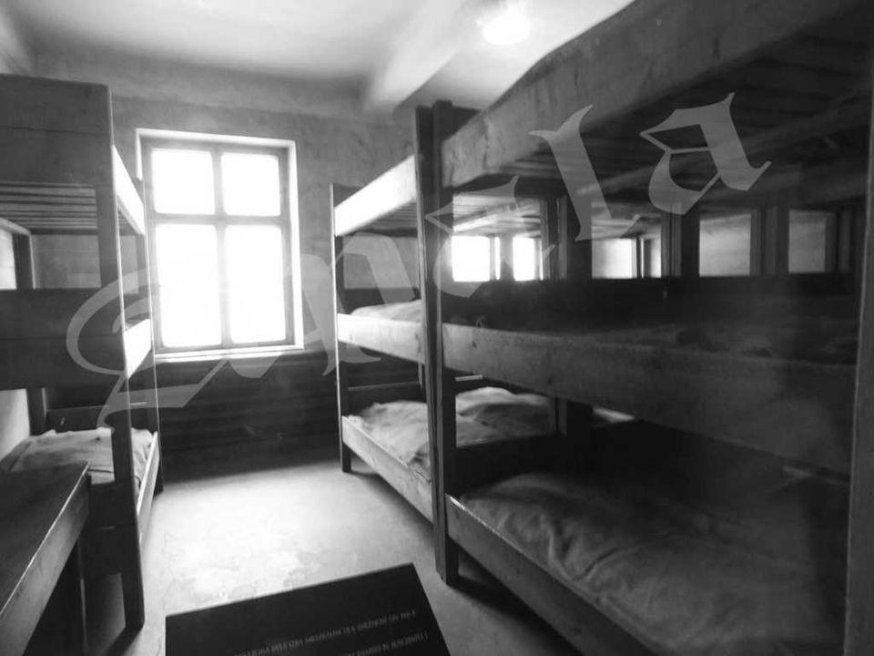 Lugar donde la Gestapo hacia sumarias sesiones. La sentencia mas frecuente era la pena de muerte de un tiro en