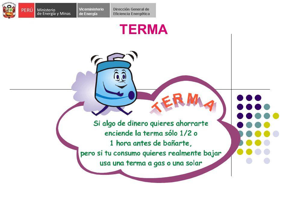 TERMA T E R M A