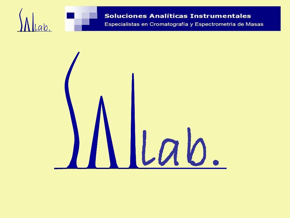 32 Cromatogramas MCPA Concentraciones en g/l 0.0500.1000.500 1.0005.00010.000