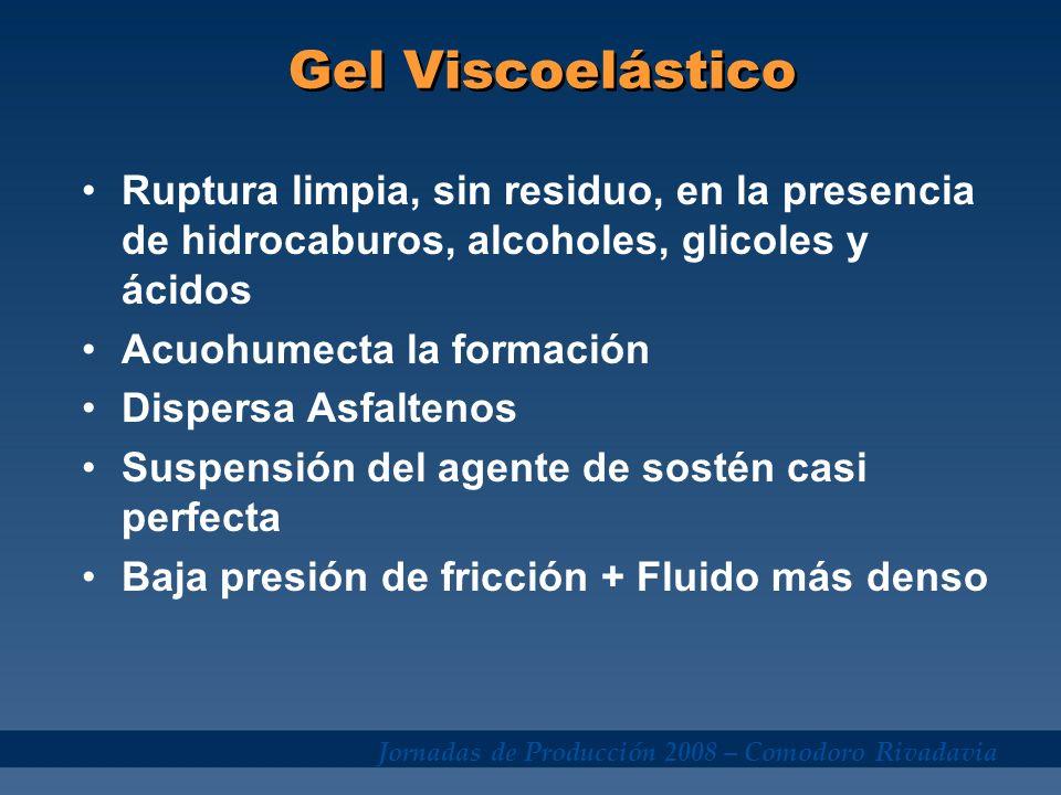 Jornadas de Producción 2008 – Comodoro Rivadavia VAPORIZACION DEL AMONIO EN EL FLUJO DE GAS