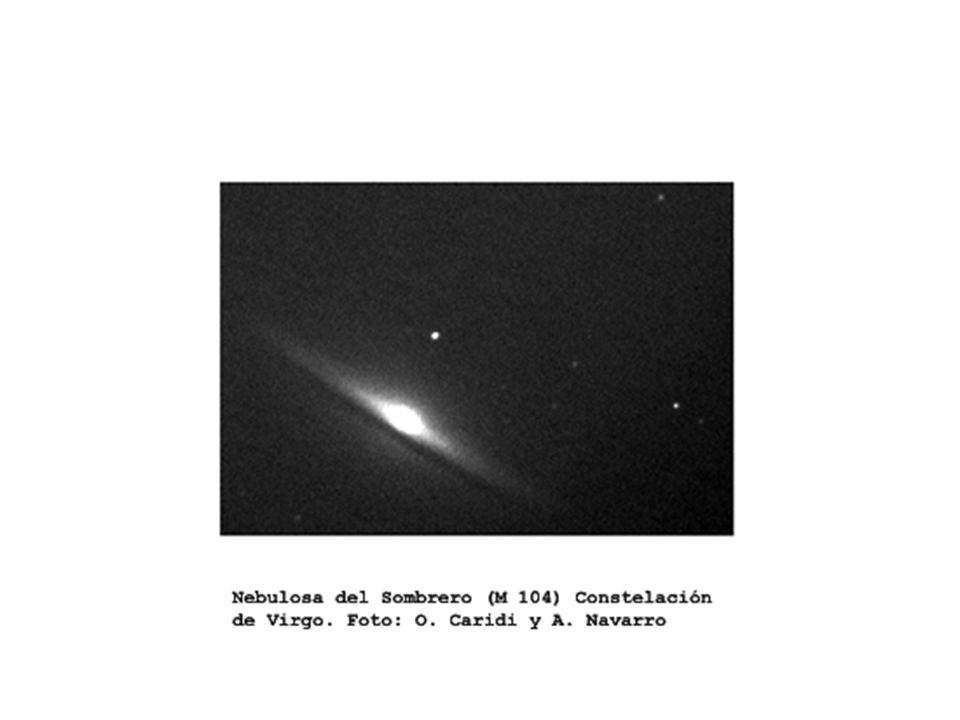 Galaxia del Sombrero (M104)