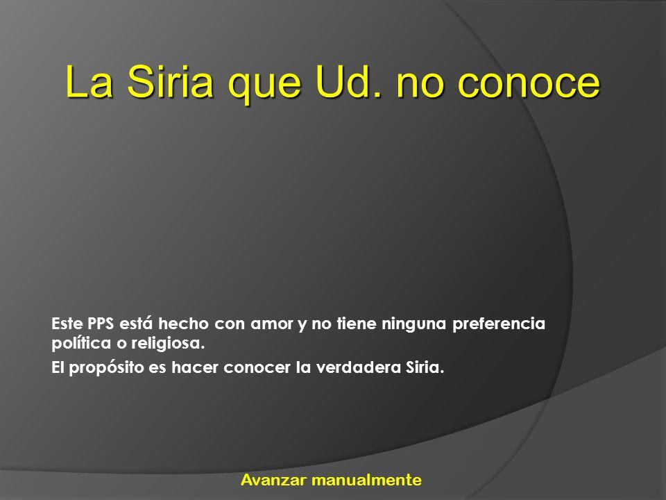 UNA INSTITUCIÓN FINANCIERA DE SIRIA