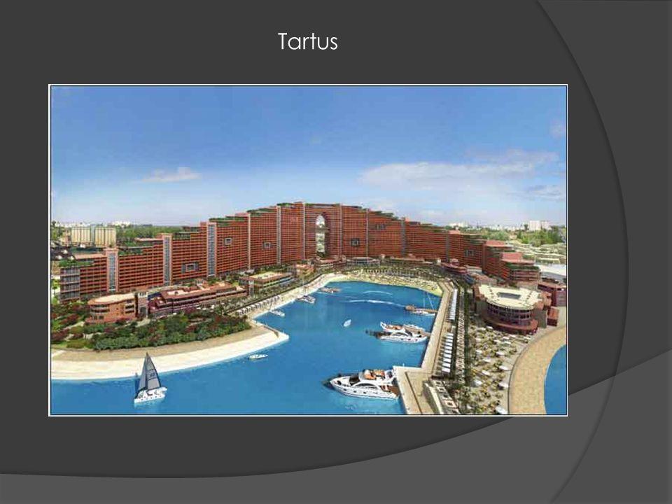 Puerto de Tartus