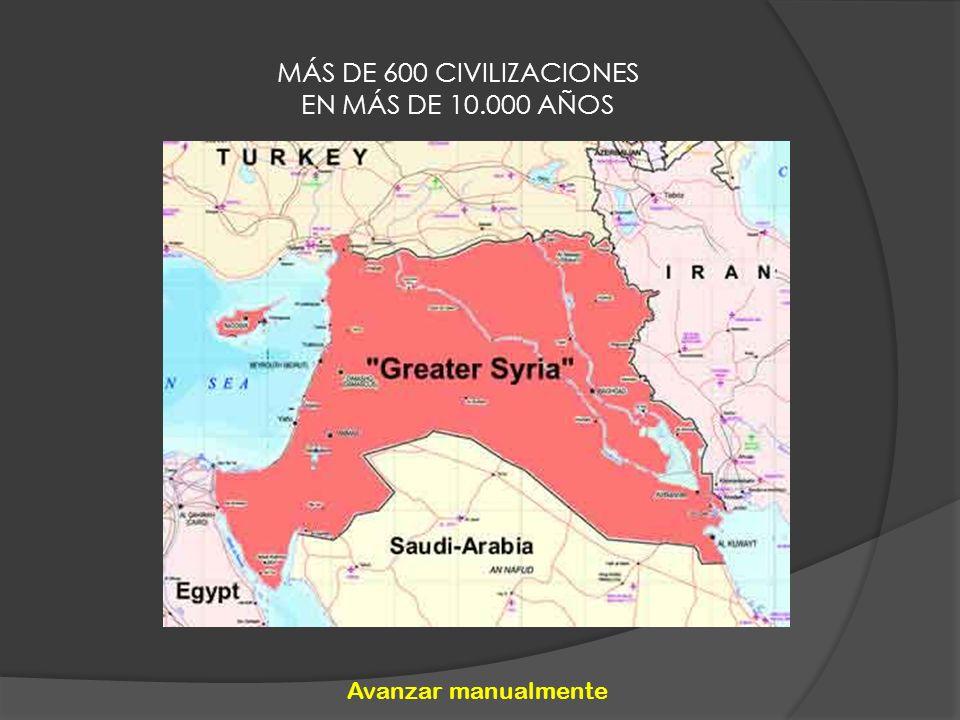 Dejen sola a Siria, no tenemos petróleo… Avanzar manualmente