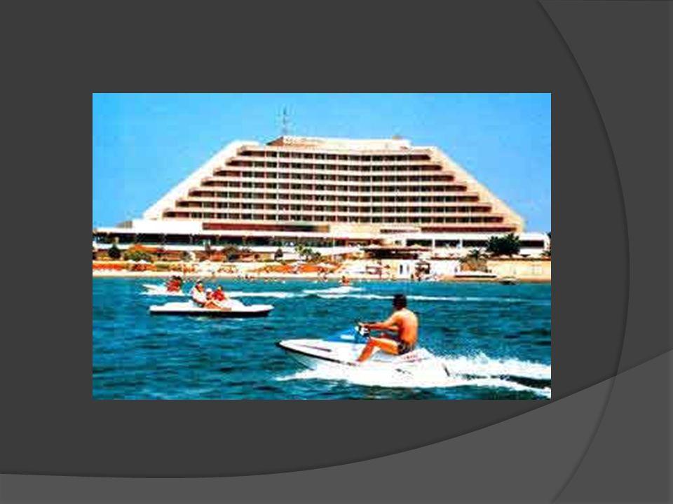 Cham Cote DAzur, el resort más grande en el mar Mediterráneo