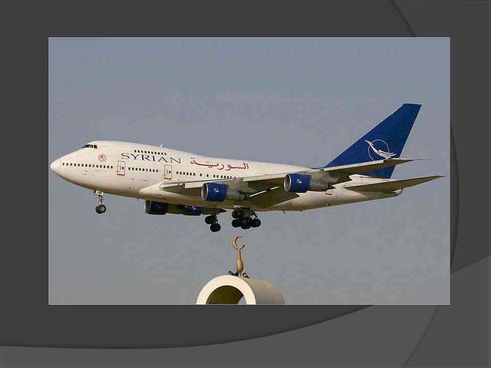 Aeropuerto de Damasco