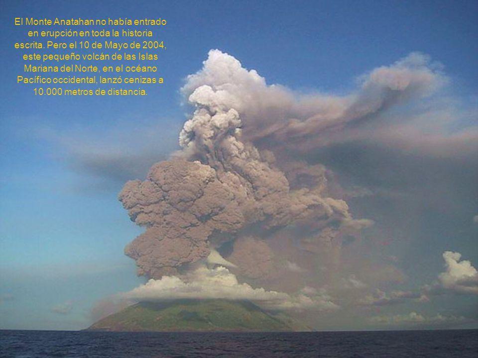 El 28 de marzo de 2004 el huracán Caterina atacó por sorpresa las costas de Brasil. Se trata de una enorme tormenta, quizás la más potente en la histo