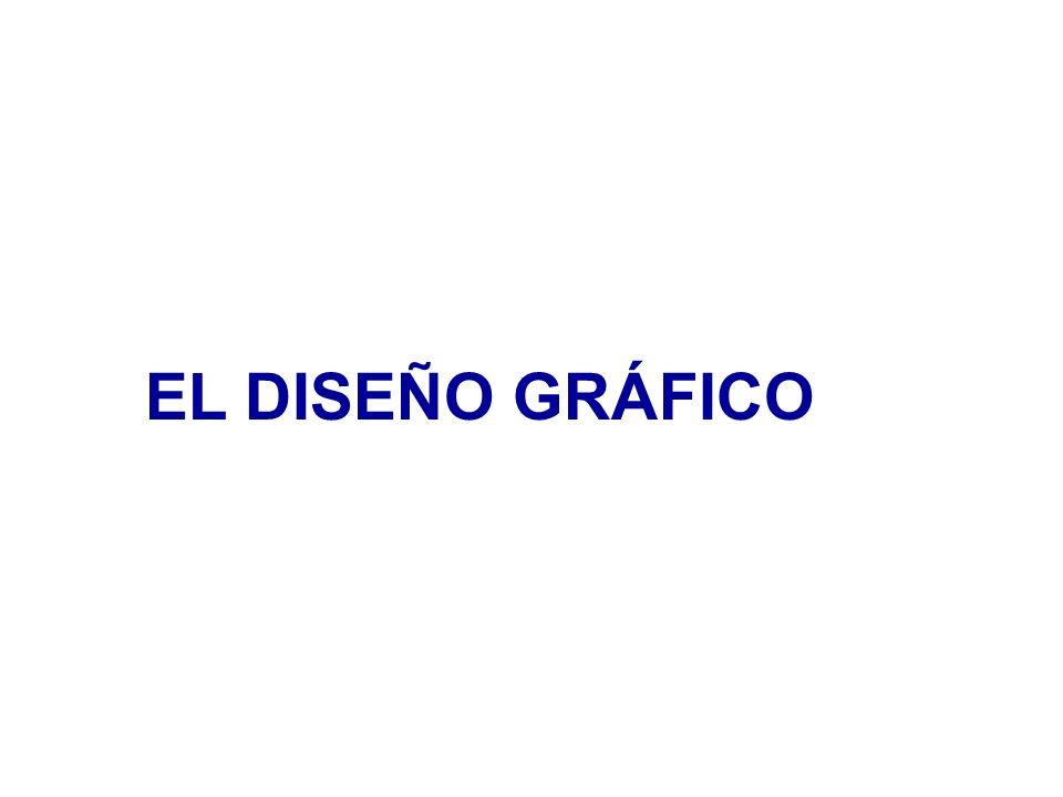 EL DISEÑO GRÁFICO