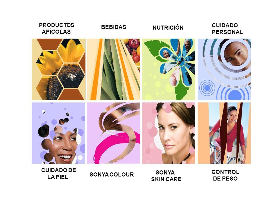 Forever Living Products le ofrece una excepcional línea de productos de la colmena, 100% naturales.