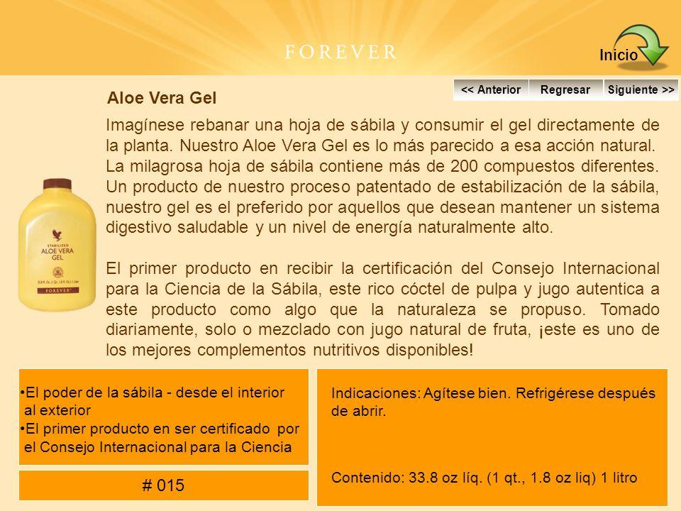 Aloe Vera Gel Imagínese rebanar una hoja de sábila y consumir el gel directamente de la planta. Nuestro Aloe Vera Gel es lo más parecido a esa acción