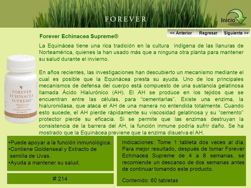 Forever Echinacea Supreme® La Equinácea tiene una rica tradición en la cultura indígena de las llanuras de Norteamérica, quienes la han usado más que