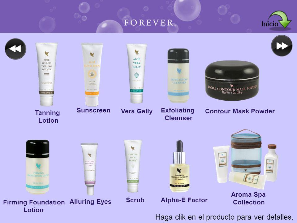 Haga clik en el producto para ver detalles. Tanning Lotion Sunscreen Vera Gelly Exfoliating Cleanser Contour Mask Powder Firming Foundation Lotion All