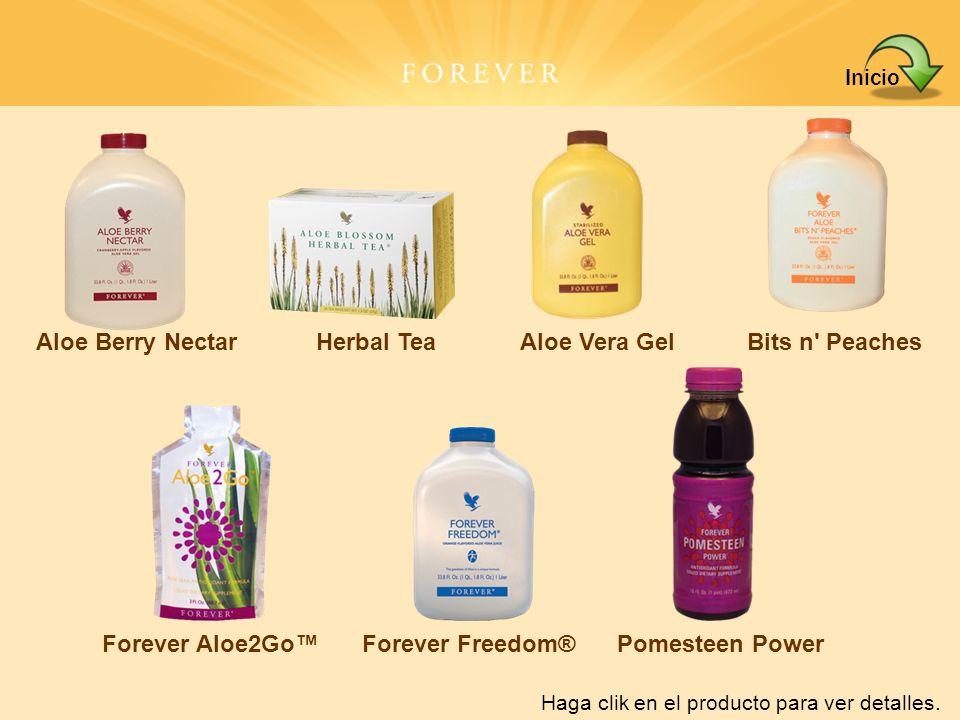 Aloe Berry Nectar Contiene todo el valor nutritivo que usted obtiene en nuestro Aloe Vera Gel, más los beneficios del arándano rojo y la manzana.