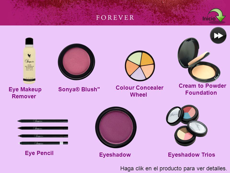Haga clik en el producto para ver detalles. Eye Makeup Remover Sonya® Blush