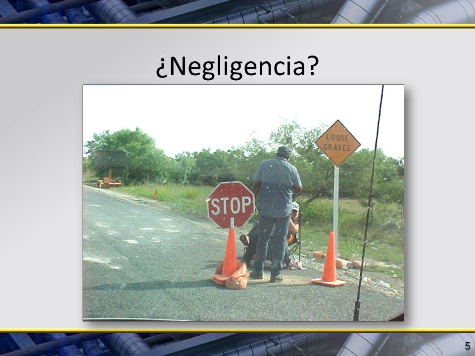 ¿Negligencia? 5