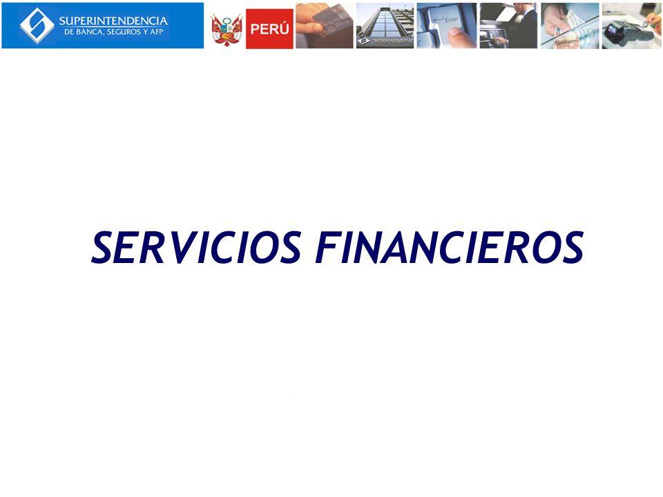 SERVICIOS FINANCIEROS