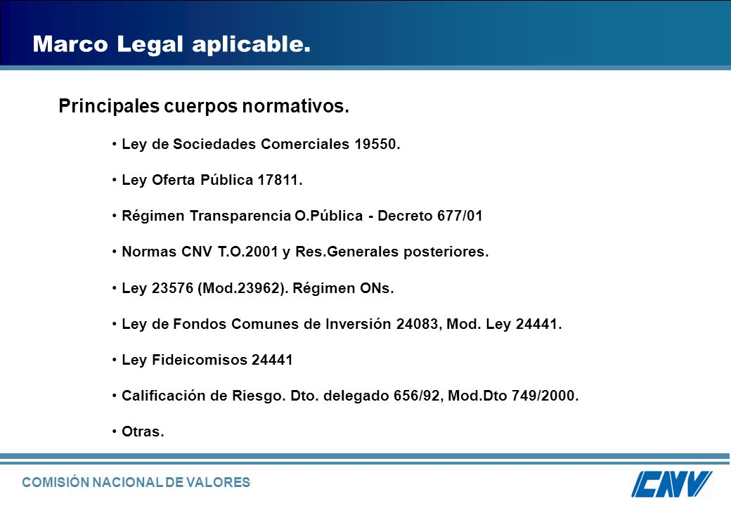 COMISIÓN NACIONAL DE VALORES IV.- Relación con los accionistas.