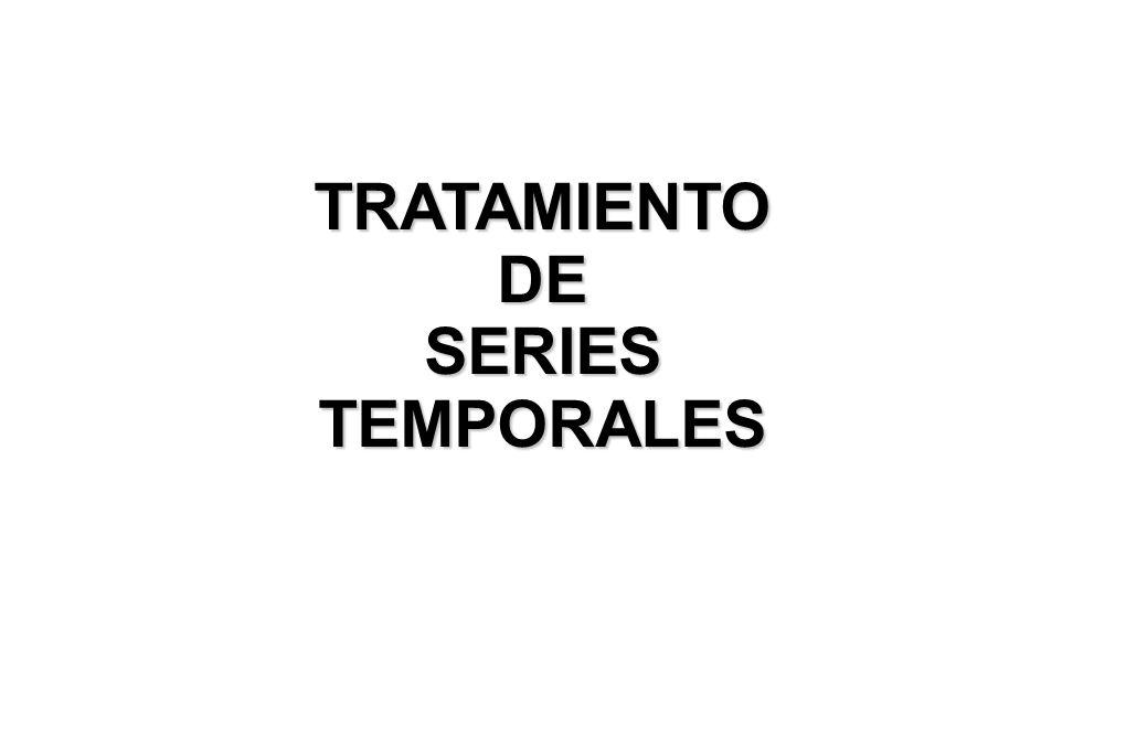 TRATAMIENTODESERIESTEMPORALES