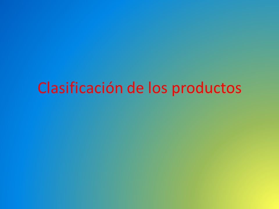Significado de producto Conjunto de atributos físicos y tangibles reunidos en una forma identificable.