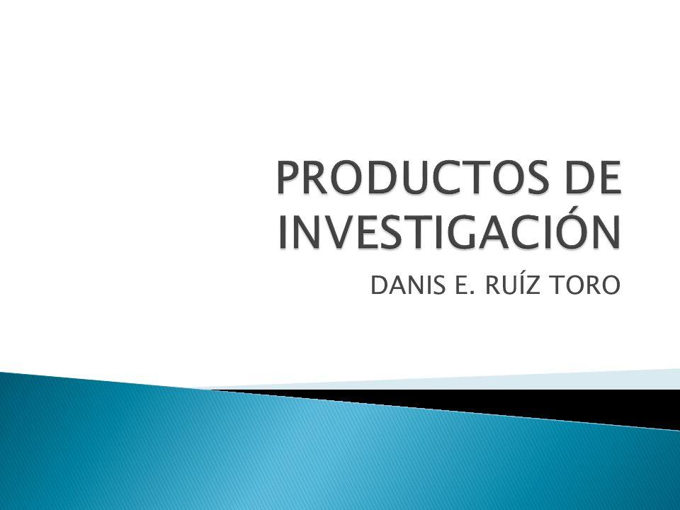 DANIS E. RUÍZ TORO