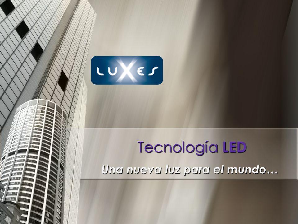 Una nueva luz para el mundo… Tecnología LED