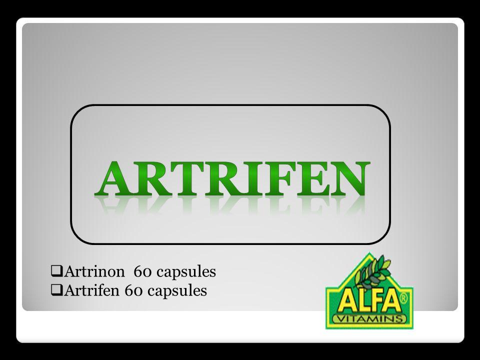 Artrinon 60 capsules Artrifen 60 capsules