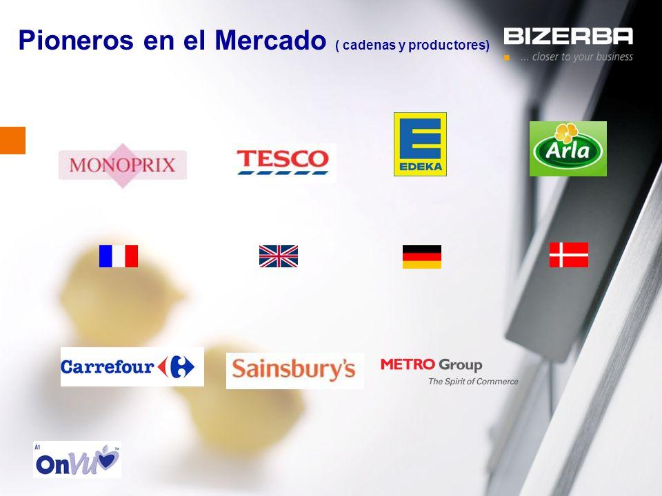 31.10.2000 Pioneros en el Mercado ( cadenas y productores)