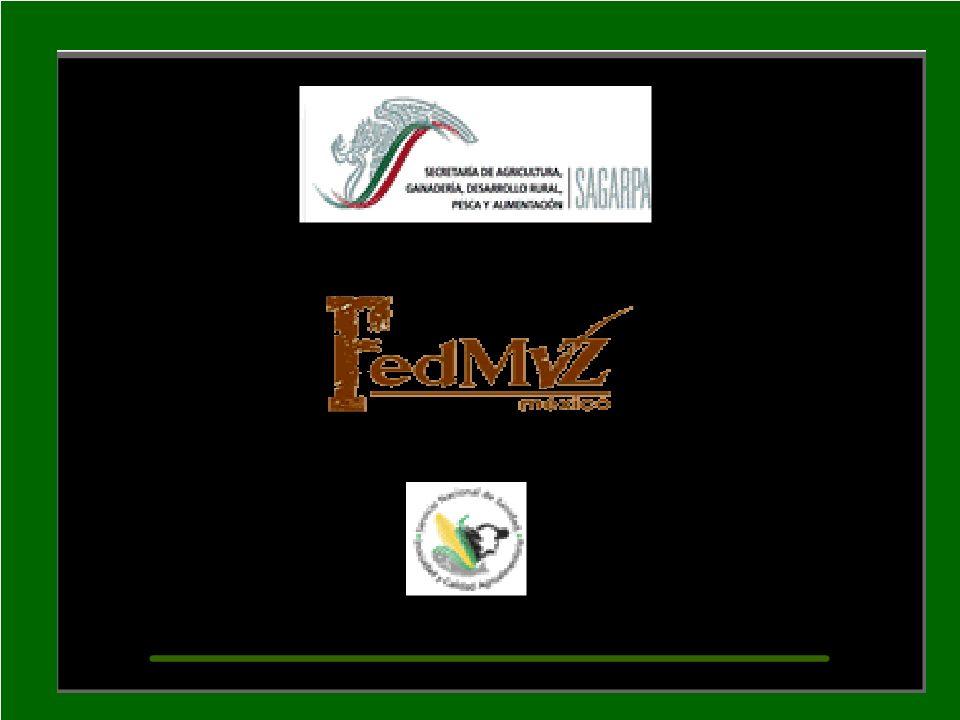 Federación de Médicos Veterinarios Zootecnistas Coordinación: M.V.Z.