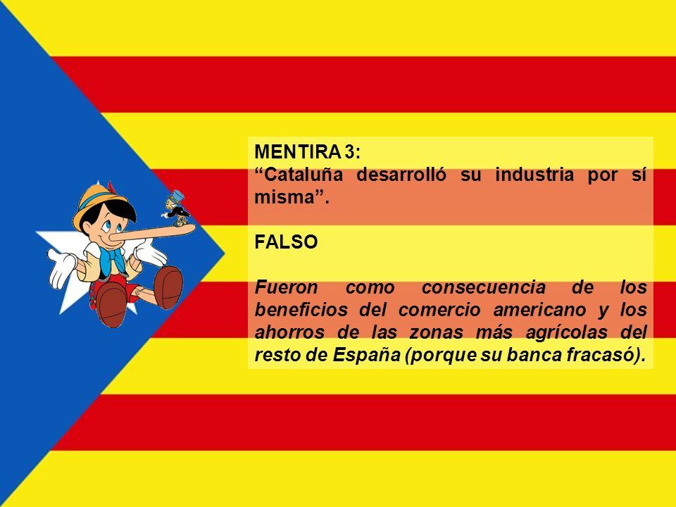 MENTIRA 2: ¿Es Cataluña la región que más paga a Hacienda por habitante? FALSO No. La región que más paga en España por habitante es, con diferencia,