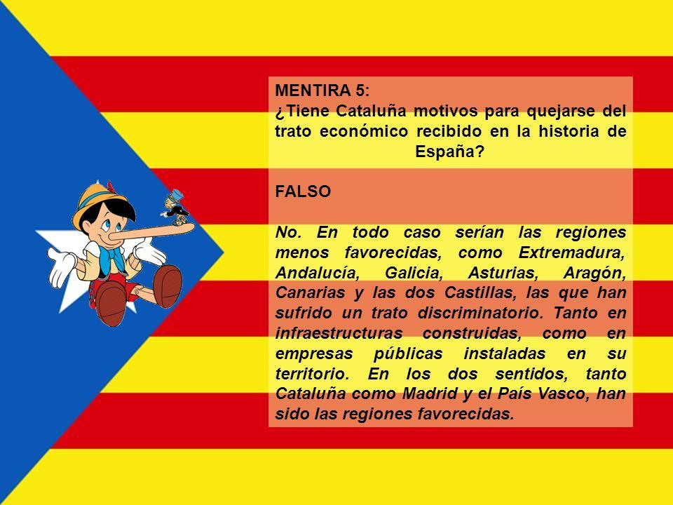 MENTIRA 4: ¿Ha sido la burguesía catalana una burguesía emprendedora, arriesgada e innovadora como la burguesía de otros países de Europa? FALSO La bu