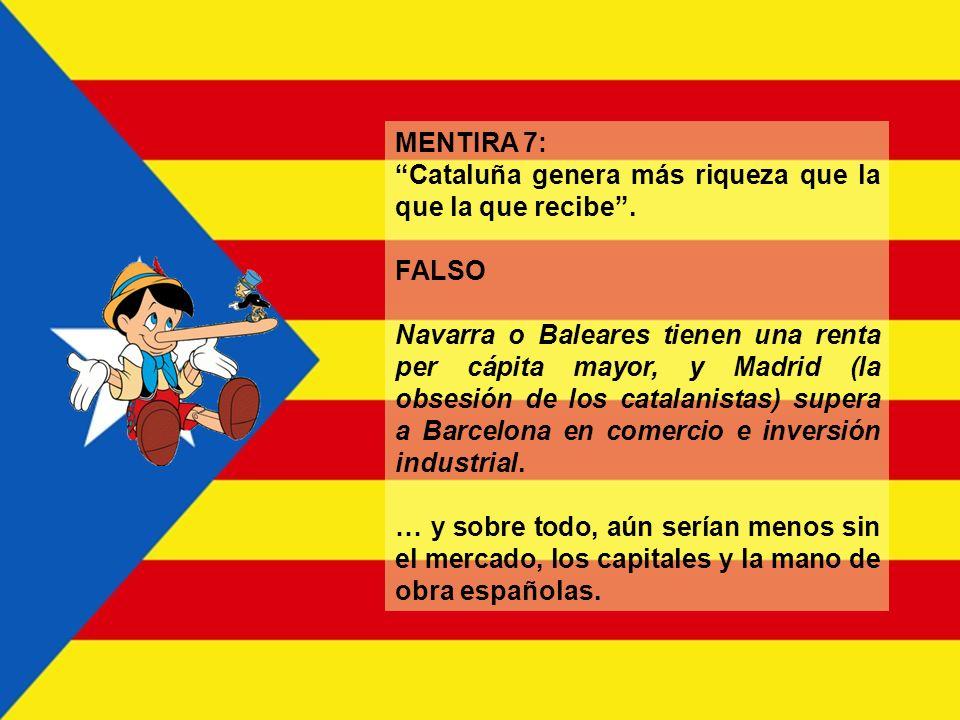 MENTIRA 6: ¿Tienen razón los que se quejan de que las autopistas catalanas son de pago, y la autovías del resto de España son gratuitas?. FALSO Ningun