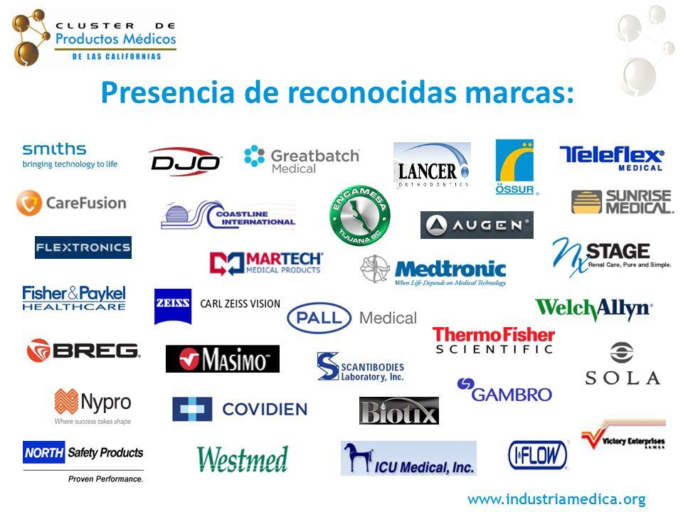 www.industriamedica.org Cronología de la Asociación 2003-2004: Reuniones de trabajo entre representantes de la industria médica.