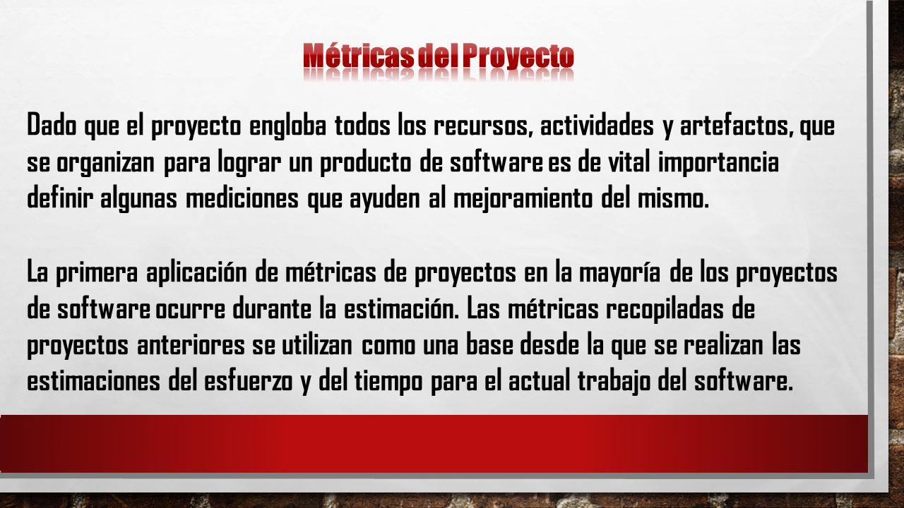 Dado que el proyecto engloba todos los recursos, actividades y artefactos, que se organizan para lograr un producto de software es de vital importanci