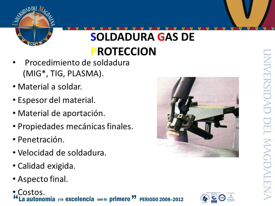 Plasma soldadura De acuerdo con esto, las propiedades del gas de protección que influyen en la soldadura son: Densidad.