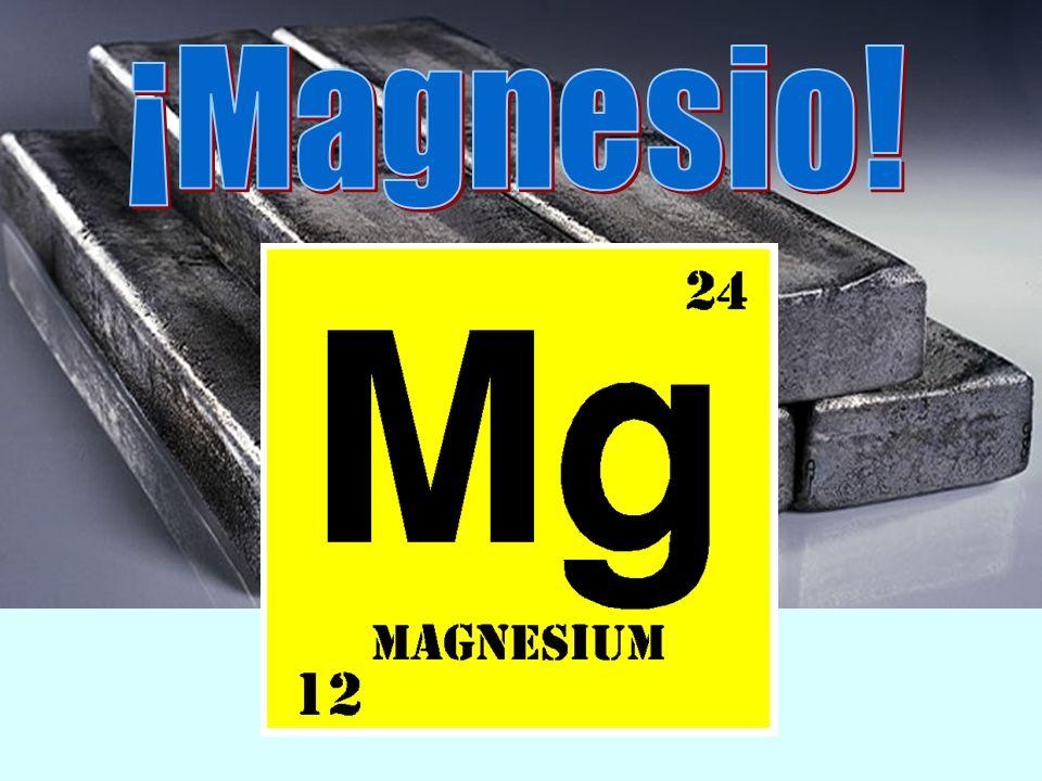 Maquinado, Terminado y Fabricación de Magnesio Examen de Práctica 1.