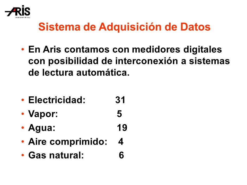 En Aris contamos con medidores digitales con posibilidad de interconexión a sistemas de lectura automática.