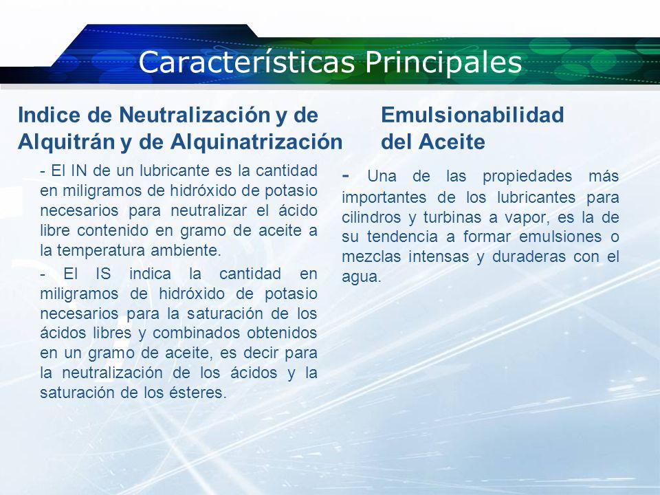 Aspectos Generales de los Lubricantes Las bases lubricantes se clasifican por su: Composición.